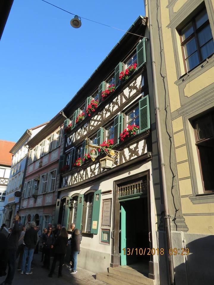 Altes Schenkerle, Bamberg, Bavaria