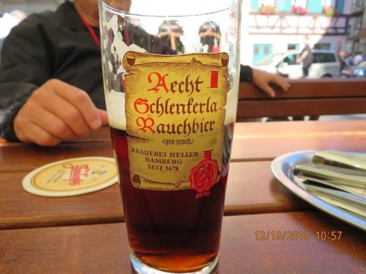 Schlenkerle Rauchbier, Bamberg