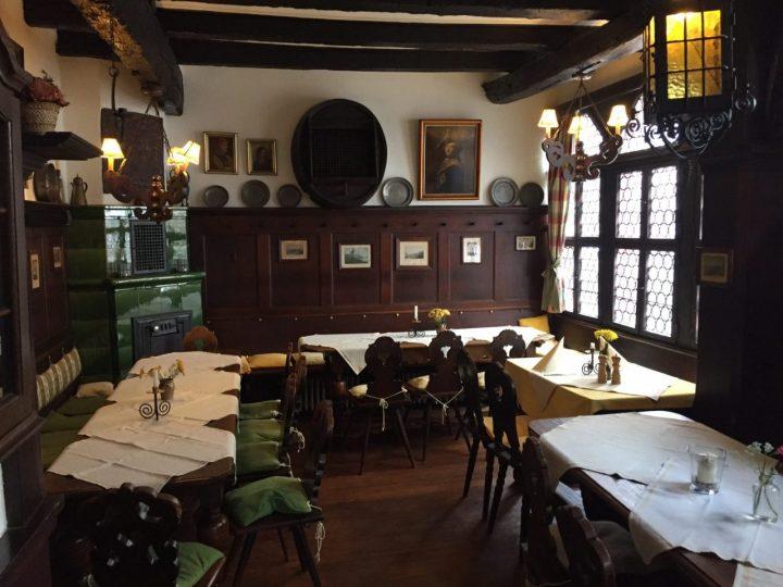 Bacherach Altes Haus Restaurant