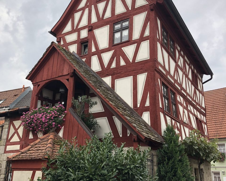 Sommerhausen, Lower Franconia