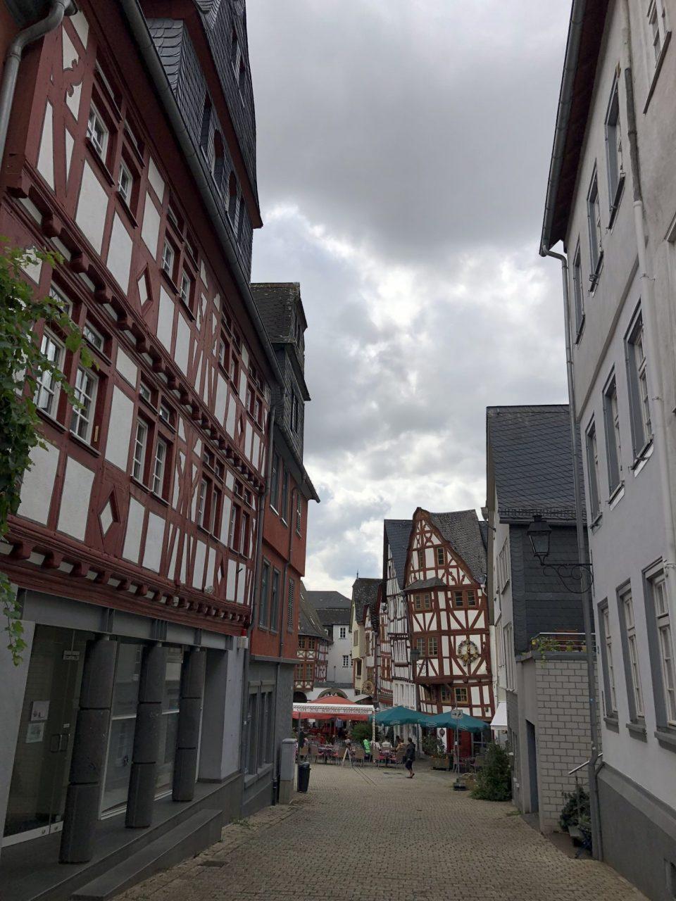 Limburg an der Lahn, Fachwerk