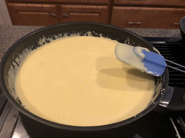 Cooking Beer cheese