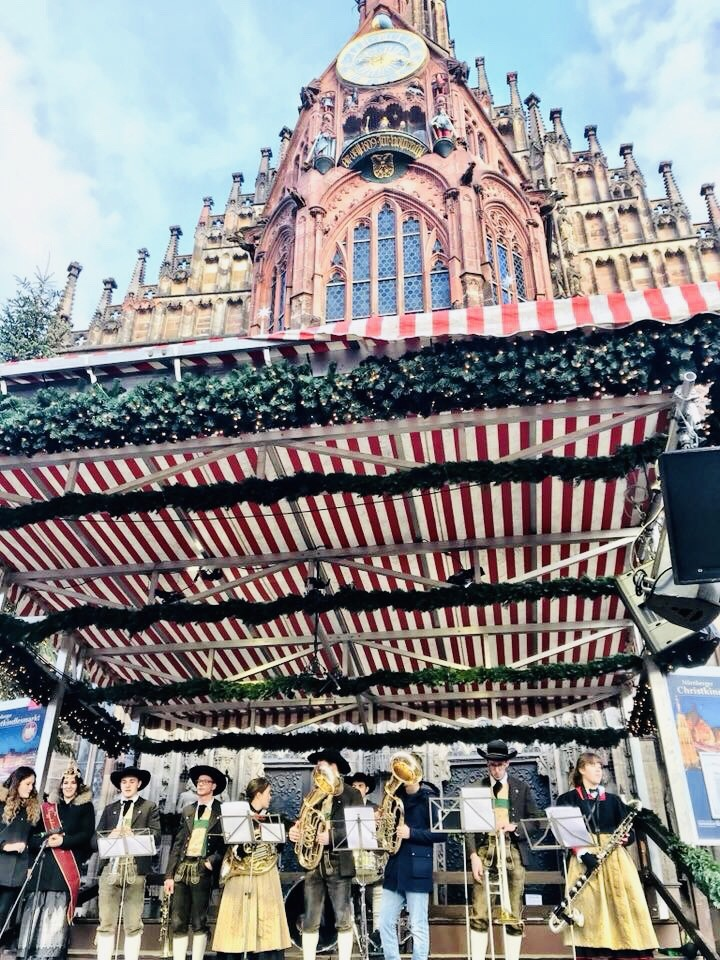 Christmas concert Nuernberg