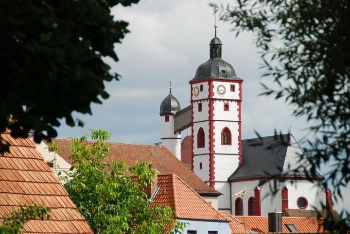 Dettelbach, St. Augustine Church