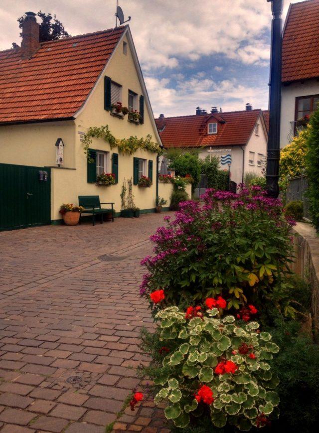 Veitshoechheim, Wiek Haus