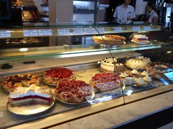 Cakes and Torte in Germany