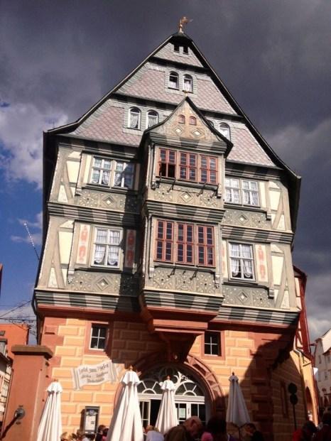 Miltenberg Der Riesen, oldest Restaurant and Hotel in  Germany