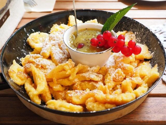 Kaiserschmarrn, Austrian dish
