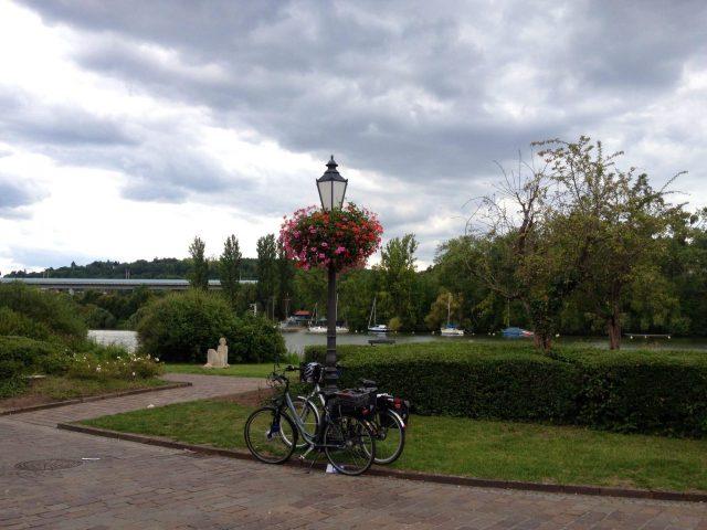 Riverwalk at the Main, Veitshoechheim