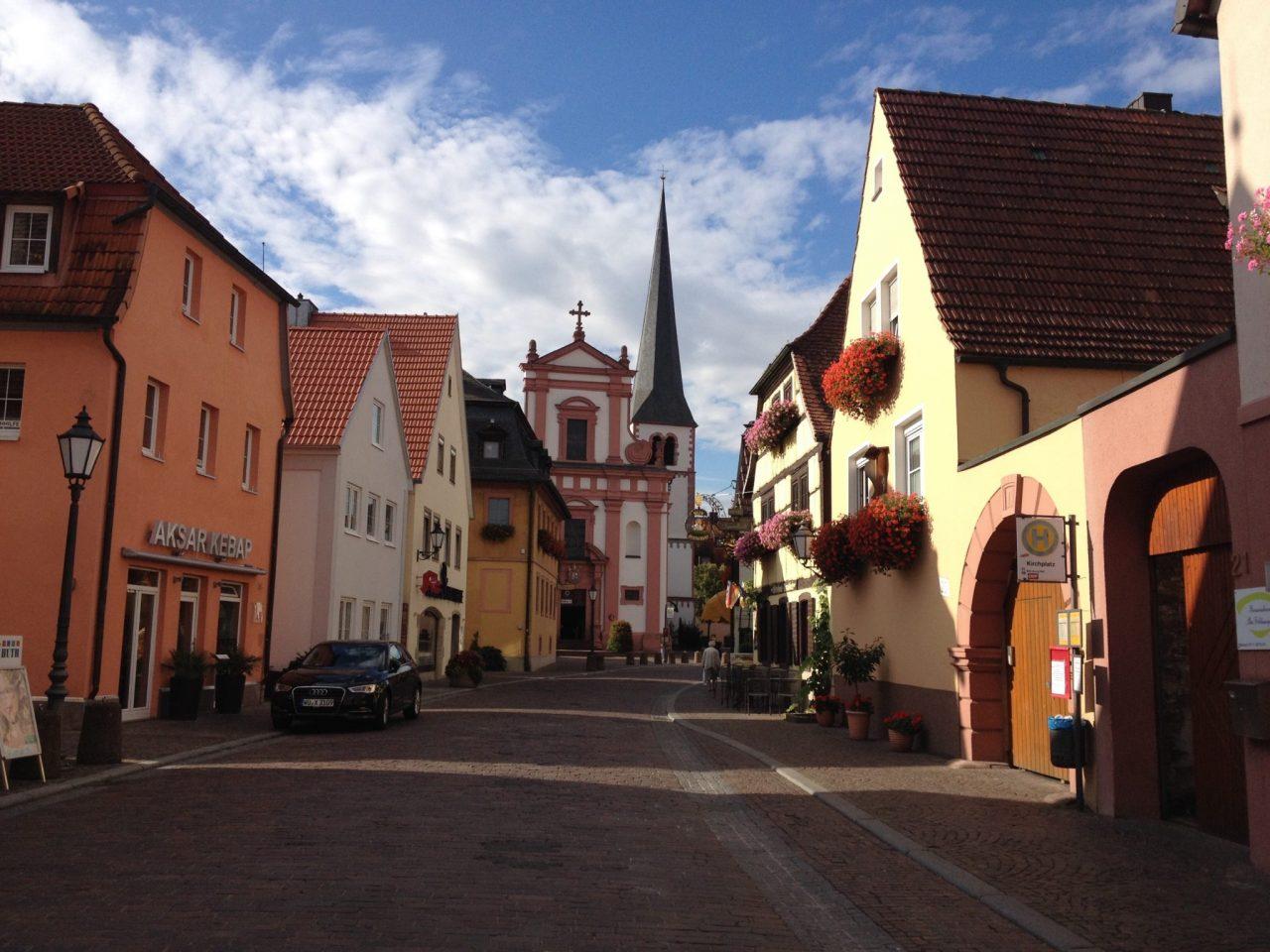 Veitshoechheim Kirchstrasse