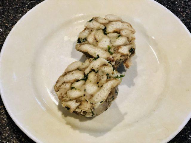 Pretzel dumplings, Bread dumplings