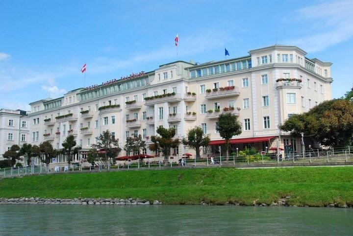 Sacher Hotel, Salzburg