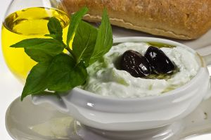 Tzatziki, Greek white sauce
