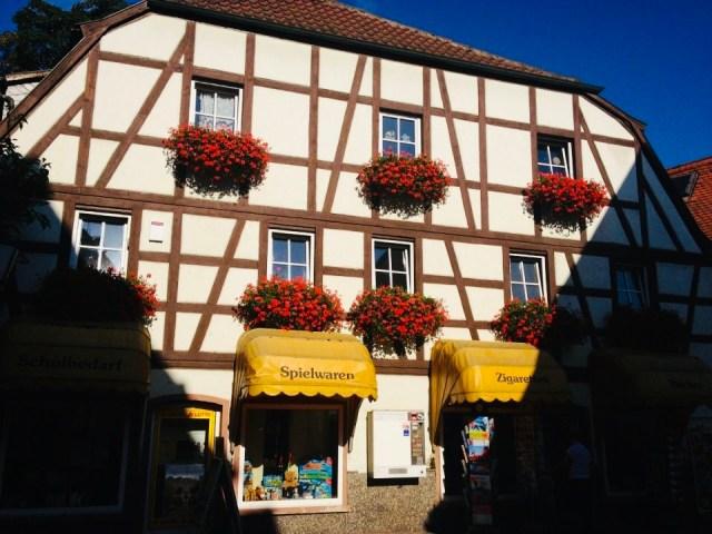 Veitshöchheim Altort, Stationary Store