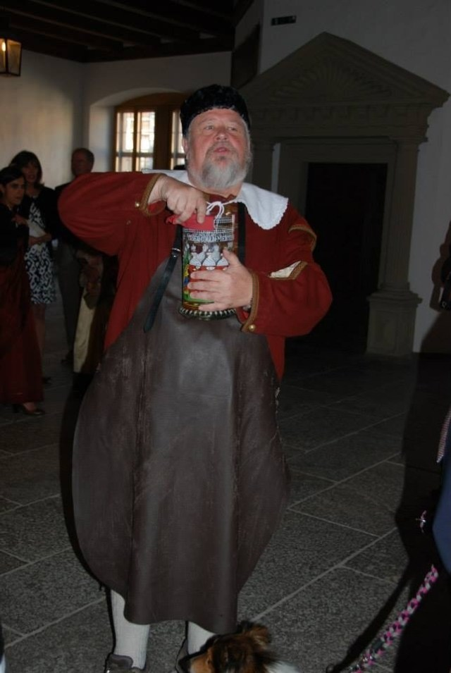 Rothenburg city drinking hall