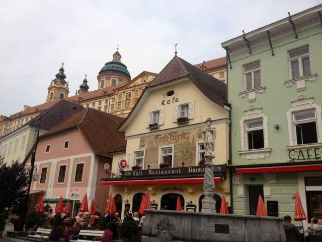 Wachau, Melk