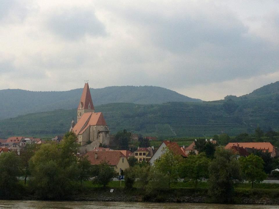 Wachau, Weissenkirchen, Austria