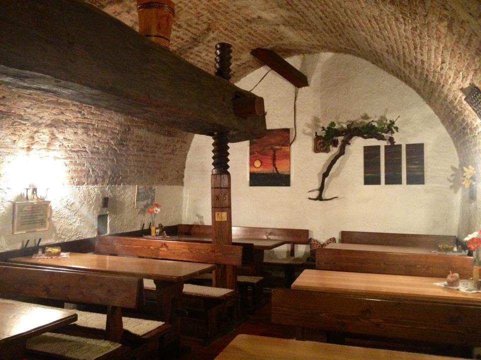 Wachau, Weissenkirchen, Wine cellar