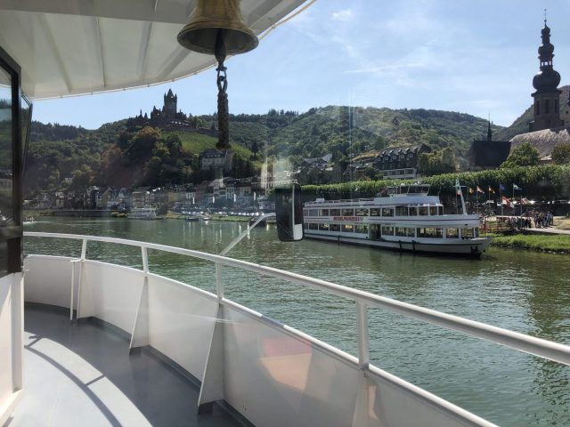 Mosel cruise to Cochem