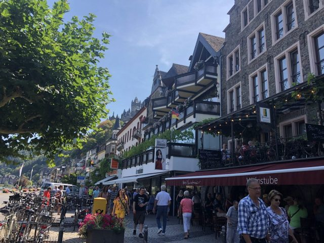 Cochem at the Mosel, Shopping , Boardwalk