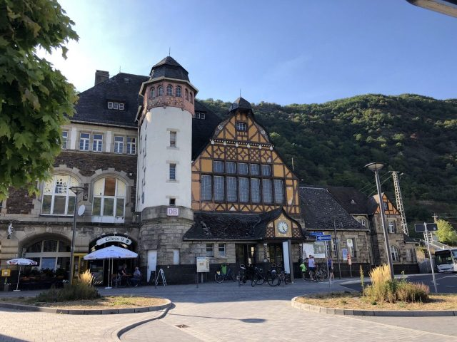 Cochem train station