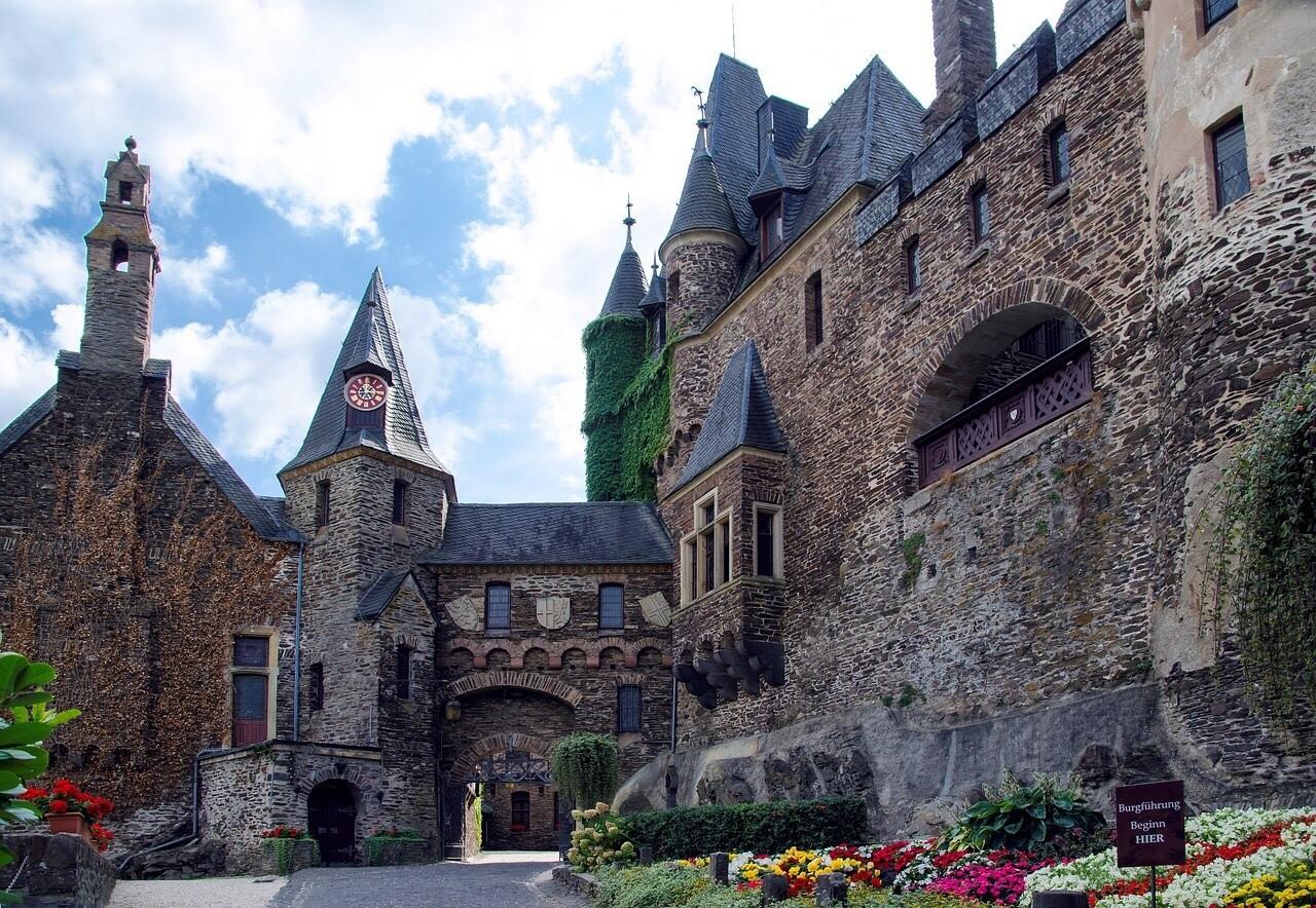 Cochem castle, Reichsburg