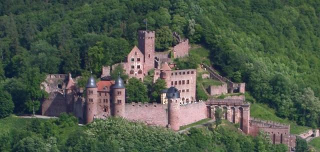 Burg Wertheim