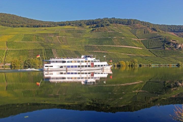 Mosel Cruise boat