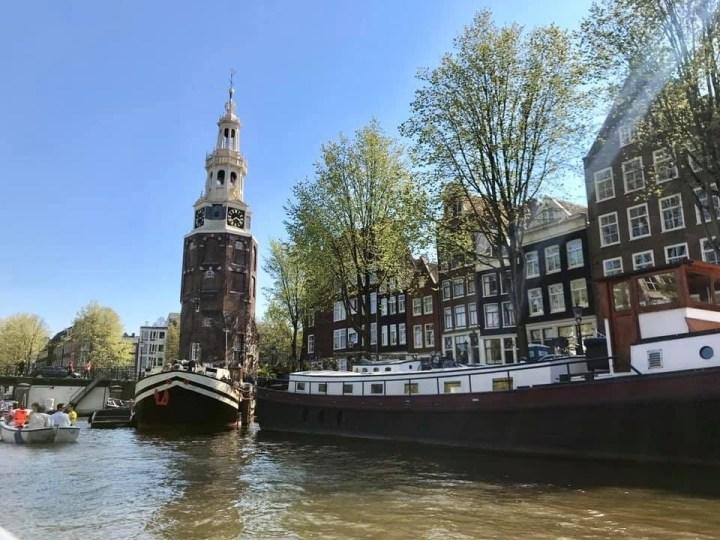 Grachten, Amsterdam, Netherlands