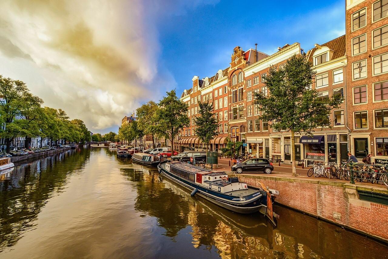 Amsterdam, Netherland, Boat ride, Krachten