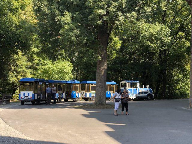 Wertheim Trolley Train to the Wertheim castle