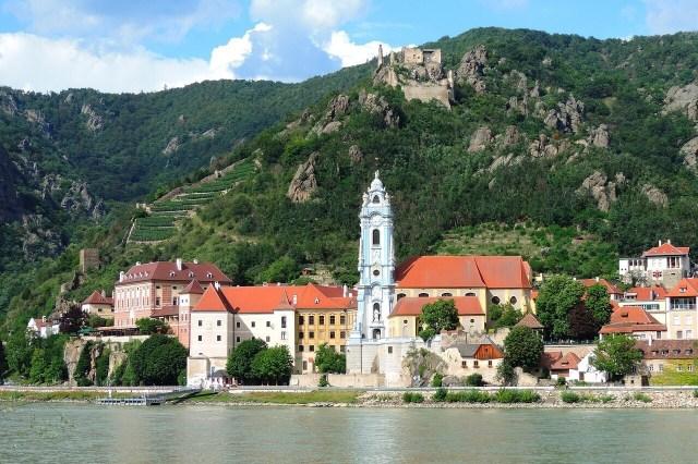 Duernstein, Austria, Danube