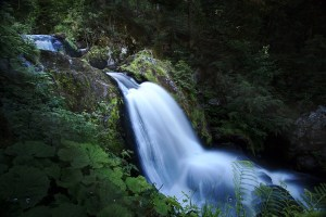 Triberg waterfall, wasserfall