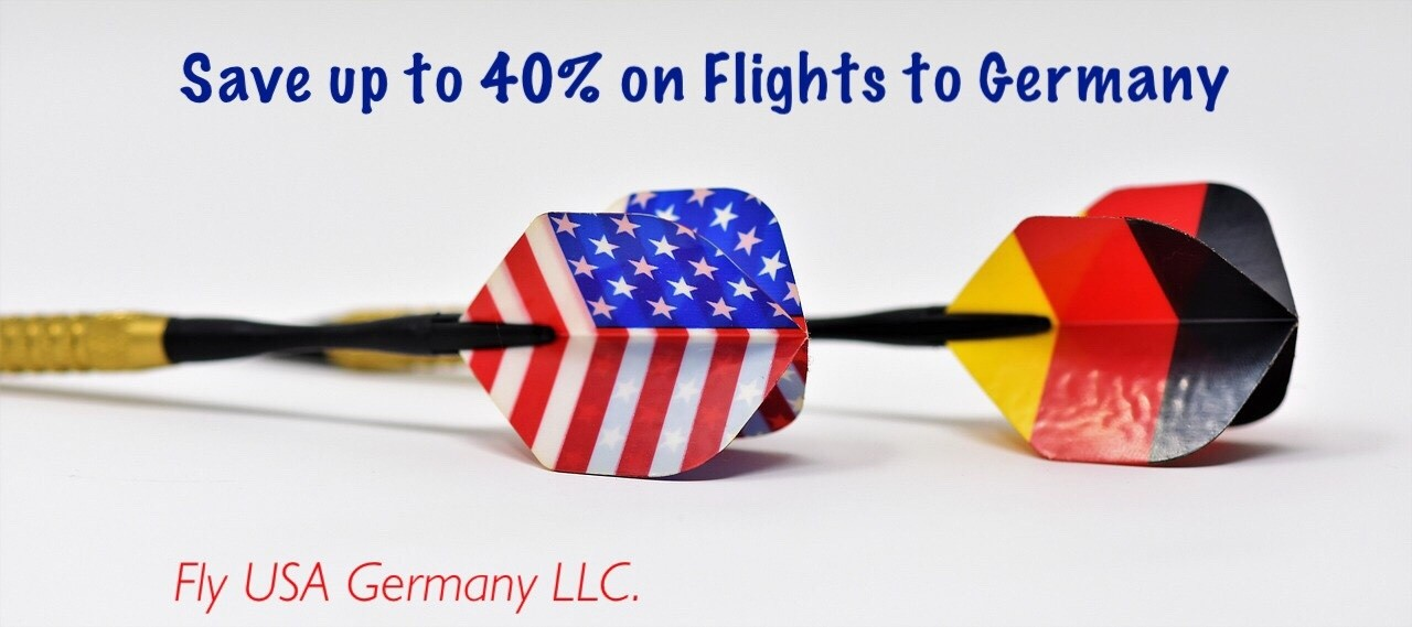 Fly USA Germany LLC logo