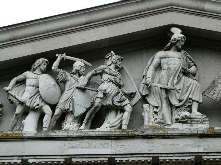 Walhalla Memorial Warriors