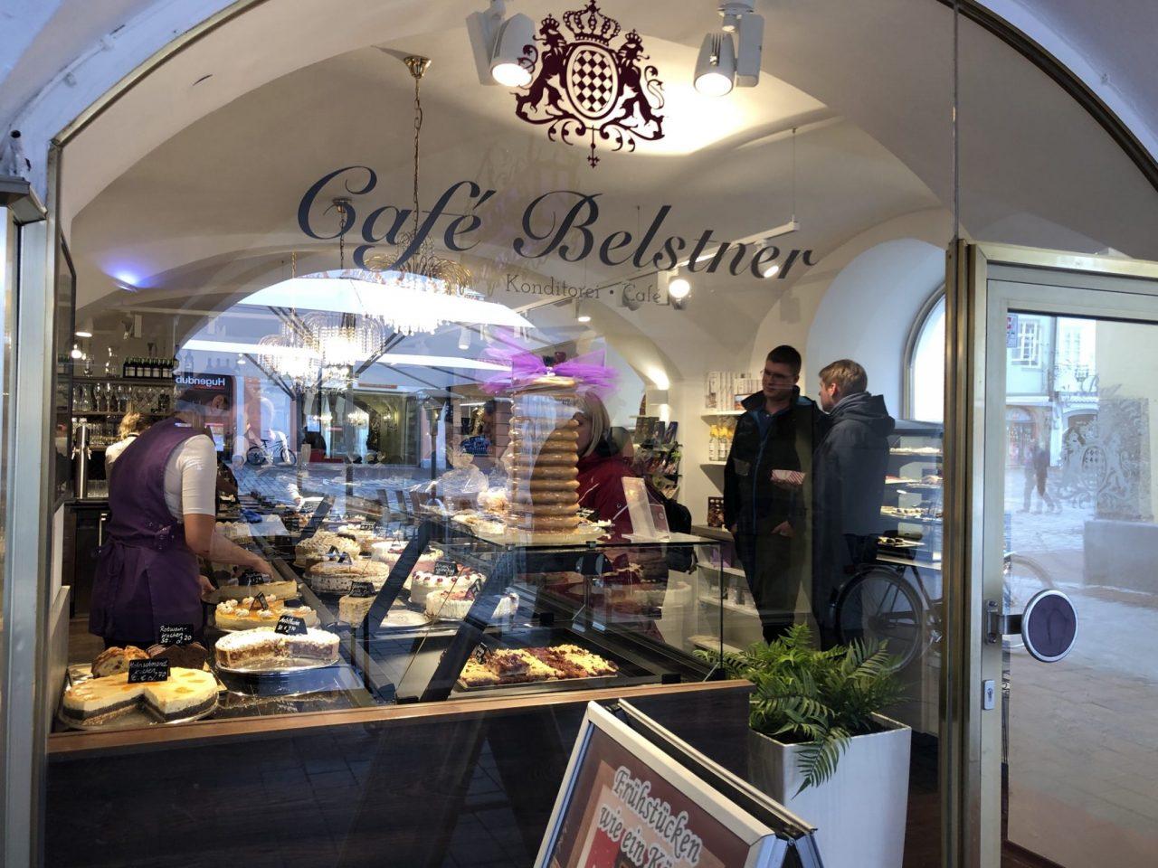 Cafe Belstner Landshut