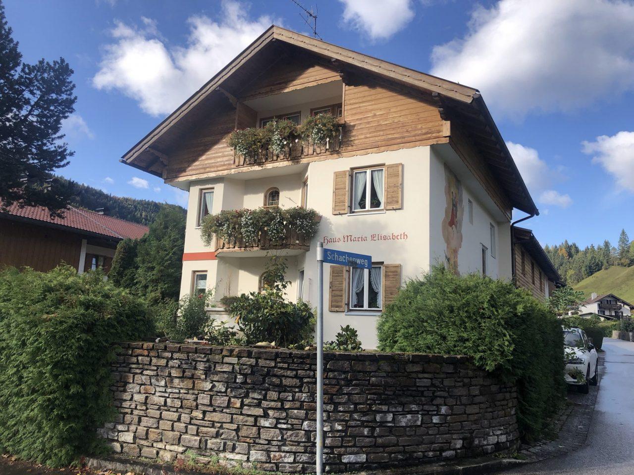 Haus Maria Elisabeth, Mittenwald