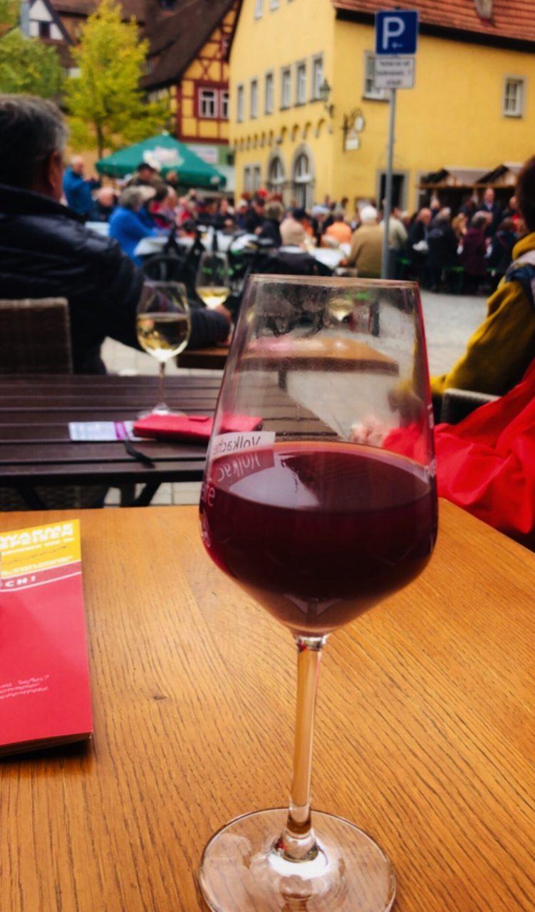 Volkach Wein Festival, Bavaria, Franconia