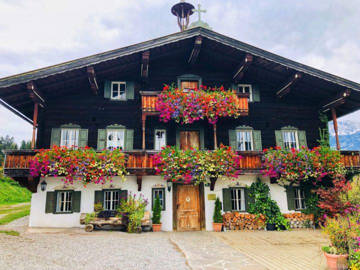 Ellmau, Austria, der Bergdoktor