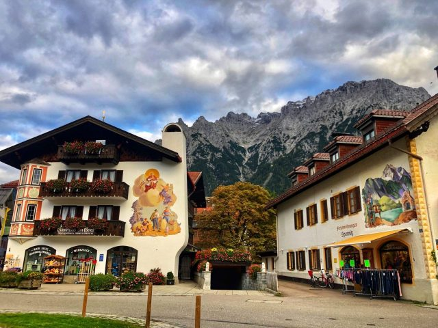 Mittenwald, Karwendel mountains