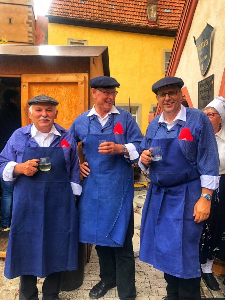 Volkach Vintners, Wein Festival