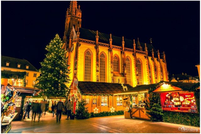 Christmas Market Würzburg