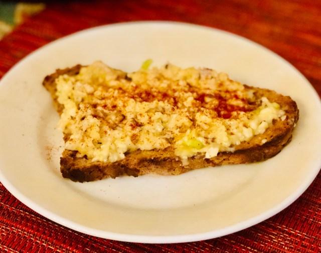 Obatzda, Bavarian Brie Spread, German bread