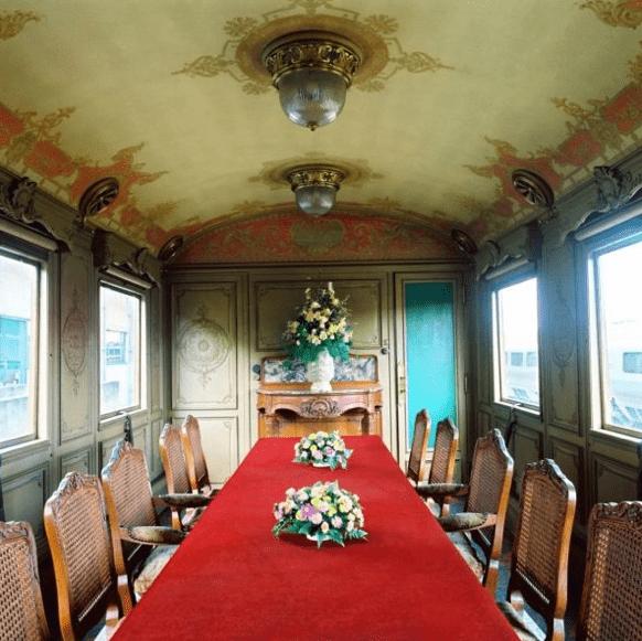 Versailles on Wheels, King Ludwig Train