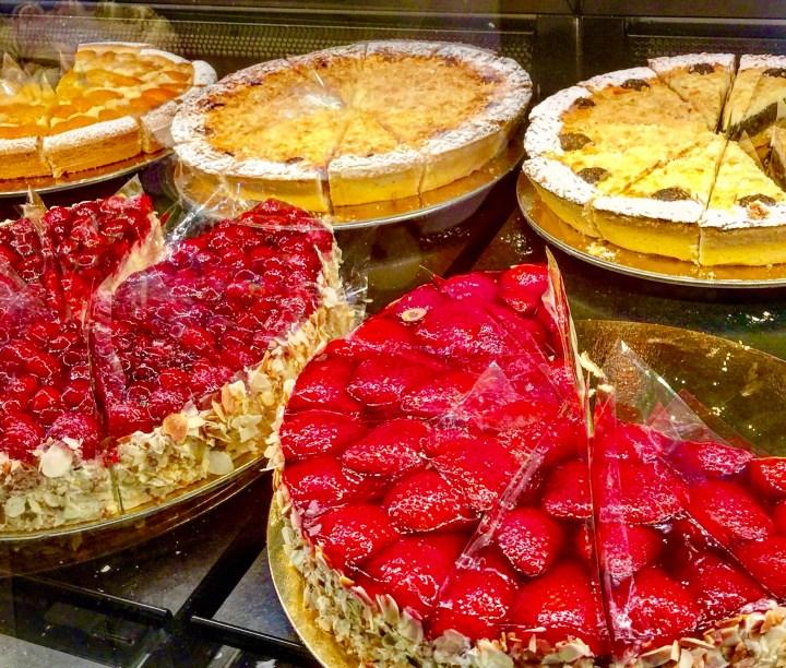 Obstkuchen, Strawberry Torte