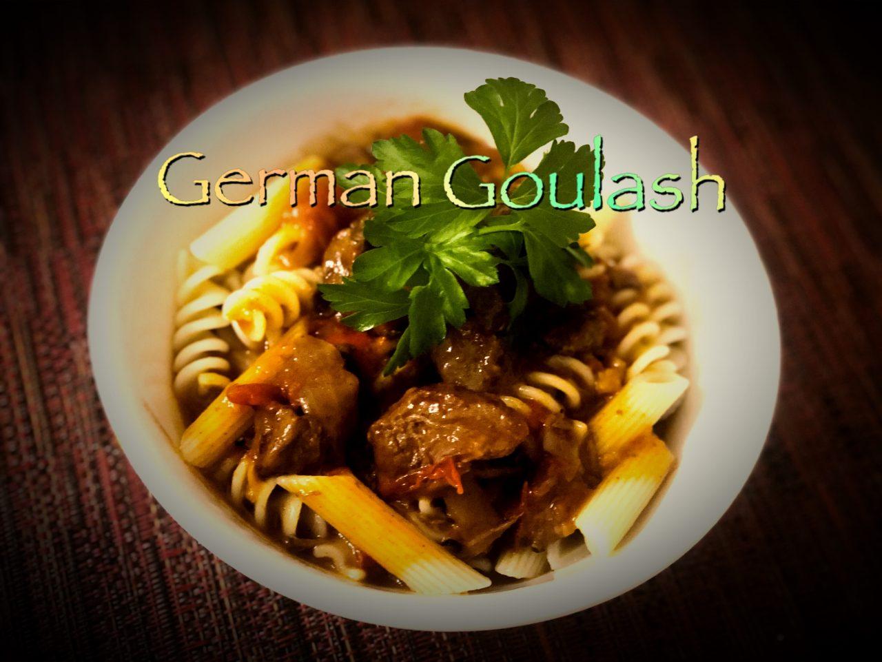 German Goulash (Gulasch)