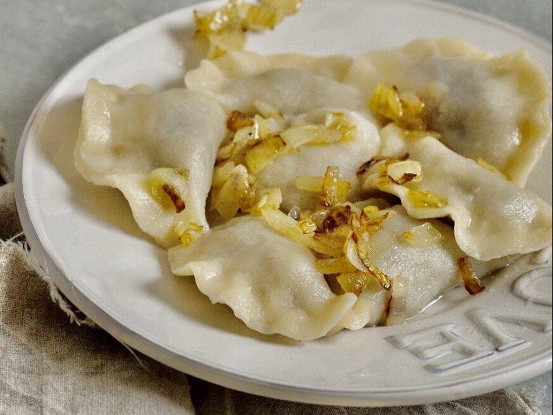 Swabian dish, Maultaschen