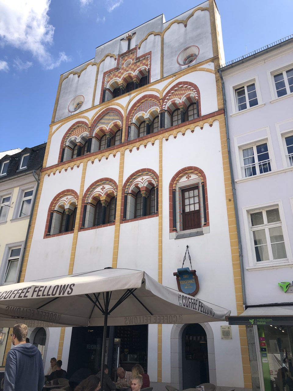 House of three Kings, Trier