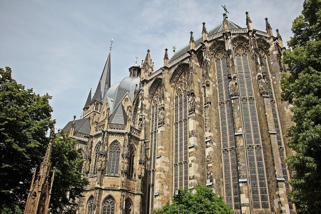Aachen Cathedral, Dom