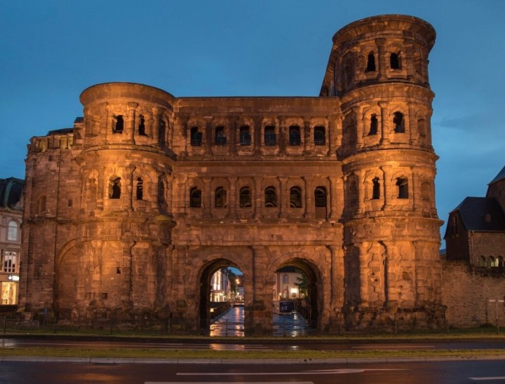 Porta Nigra, Trier, Germany